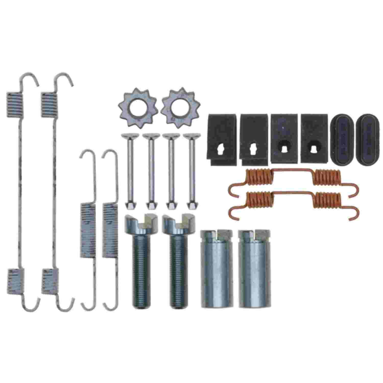 ACDELCO GOLD/PROFESSIONAL BRAKES - Parking Brake Hardware Kit - ADU 18K2098