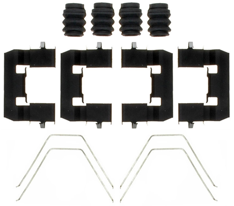 ACDELCO PROFESSIONAL  DURASTOP - Disc Brake Hardware Kit - ADU 18K2103X