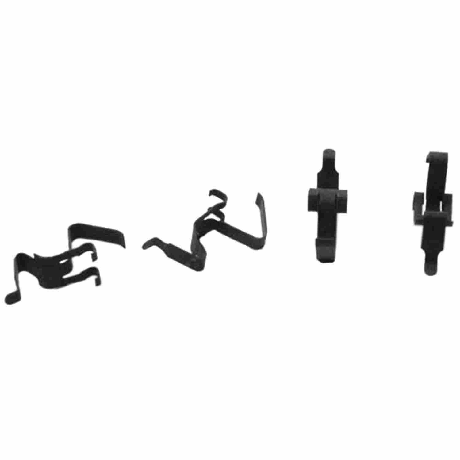 ACDELCO PROFESSIONAL BRAKES - Disc Brake Hardware Kit - ADU 18K2273
