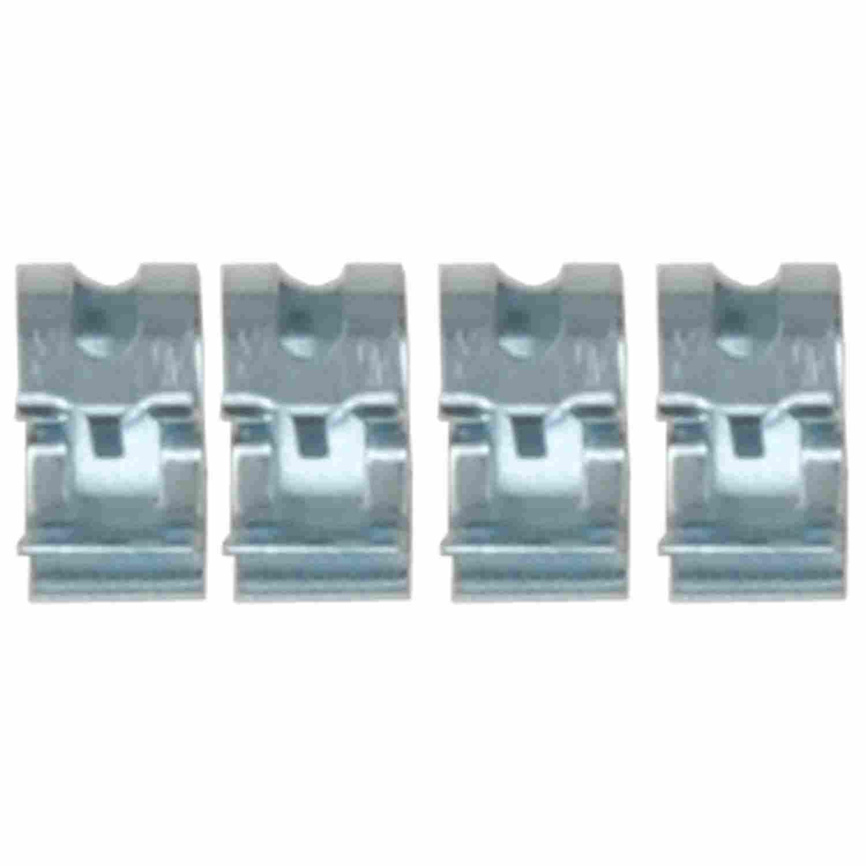ACDELCO PROFESSIONAL BRAKES - Disc Brake Anti-Rattle Clip - ADU 18K2285