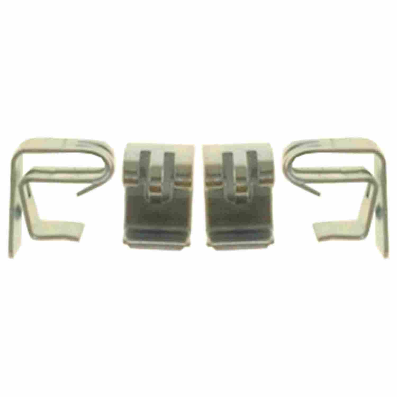 ACDELCO PROFESSIONAL BRAKES - Disc Brake Anti-Rattle Clip (Front) - ADU 18K2287
