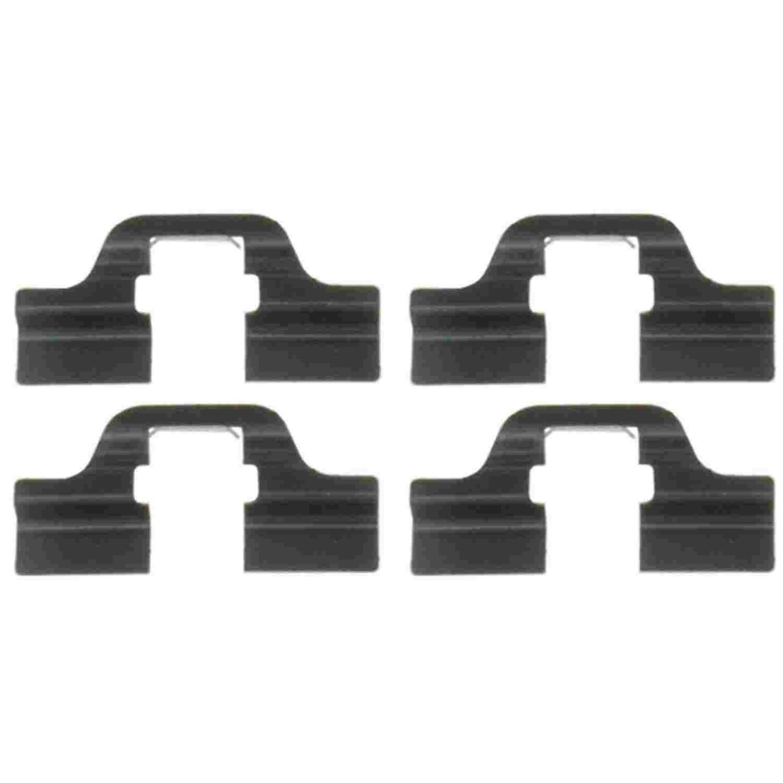 ACDELCO PROFESSIONAL BRAKES - Disc Brake Anti-Rattle Clip - ADU 18K2289