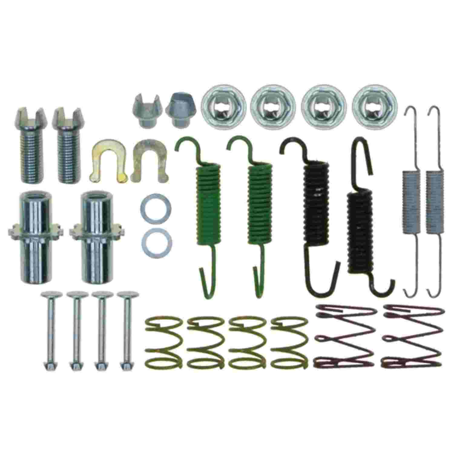 ACDELCO GOLD/PROFESSIONAL BRAKES - Parking Brake Hardware Kit - ADU 18K2325