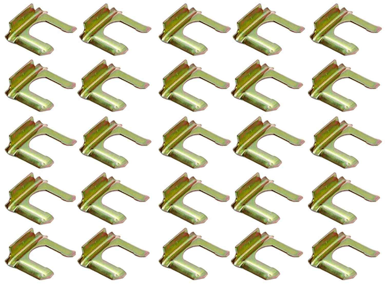 ACDELCO PROFESSIONAL BRAKES - Brake Hydraulic Hose Lock Clip - ADU 18K2328