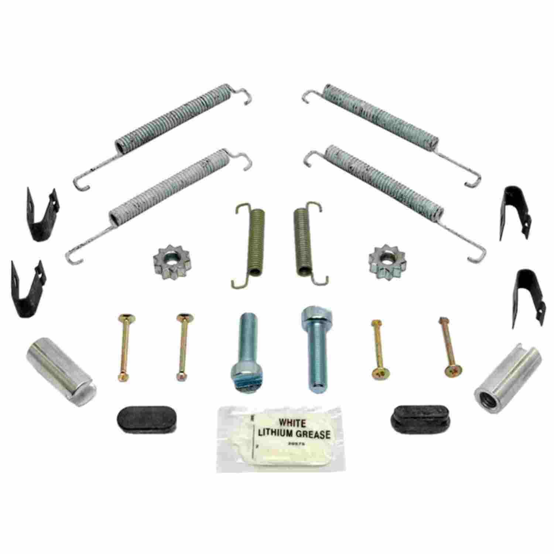 ACDELCO GOLD/PROFESSIONAL BRAKES - Parking Brake Hardware Kit (Rear) - ADU 18K2360