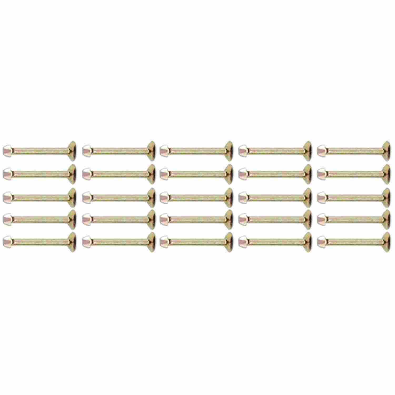 ACDELCO PROFESSIONAL BRAKES - Drum Brake Shoe Spring Hold Down Pin (Rear) - ADU 18K2393