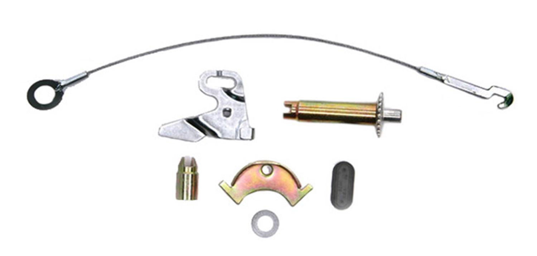 ACDELCO GOLD/PROFESSIONAL BRAKES - Drum Brake Self-Adjuster Repair Kit (Rear Right) - ADU 18K23