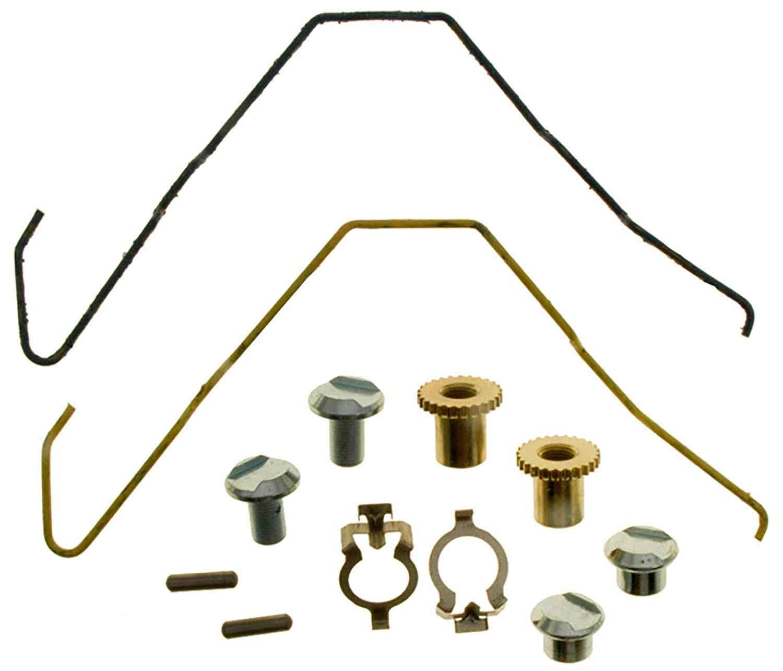ACDELCO GOLD/PROFESSIONAL BRAKES - Parking Brake Hardware Kit (Rear) - ADU 18K2439