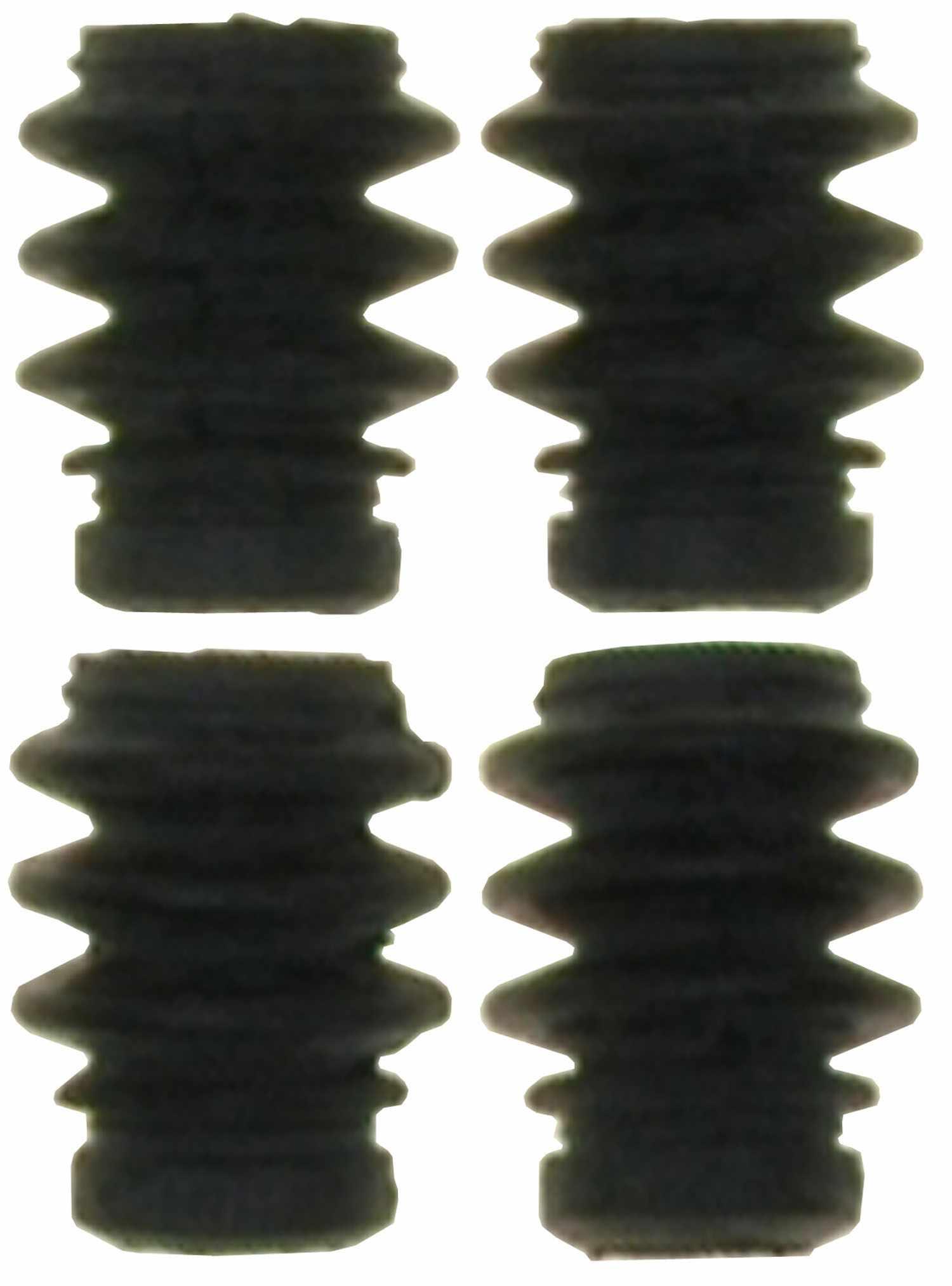 ACDELCO PROFESSIONAL BRAKES - Disc Brake Caliper Bushing (Front) - ADU 18K2449