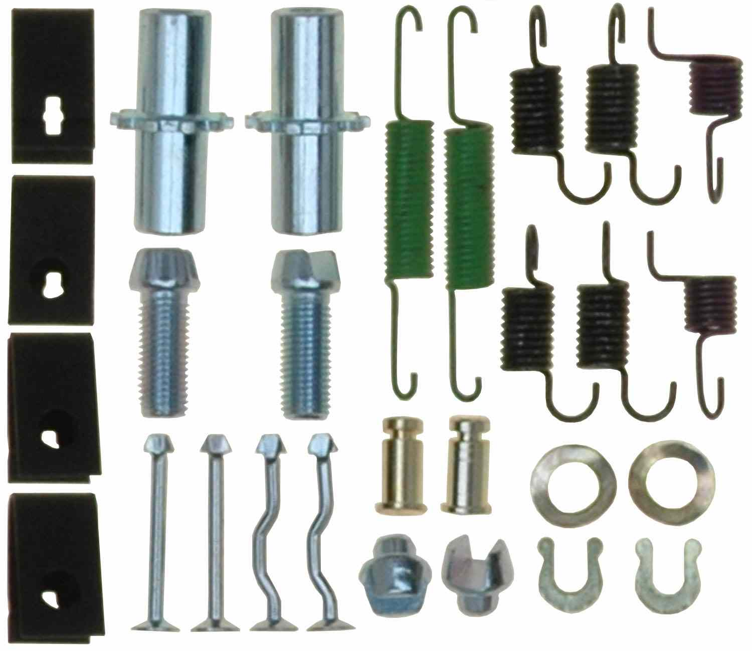 ACDELCO GOLD/PROFESSIONAL BRAKES - Parking Brake Hardware Kit - ADU 18K2477