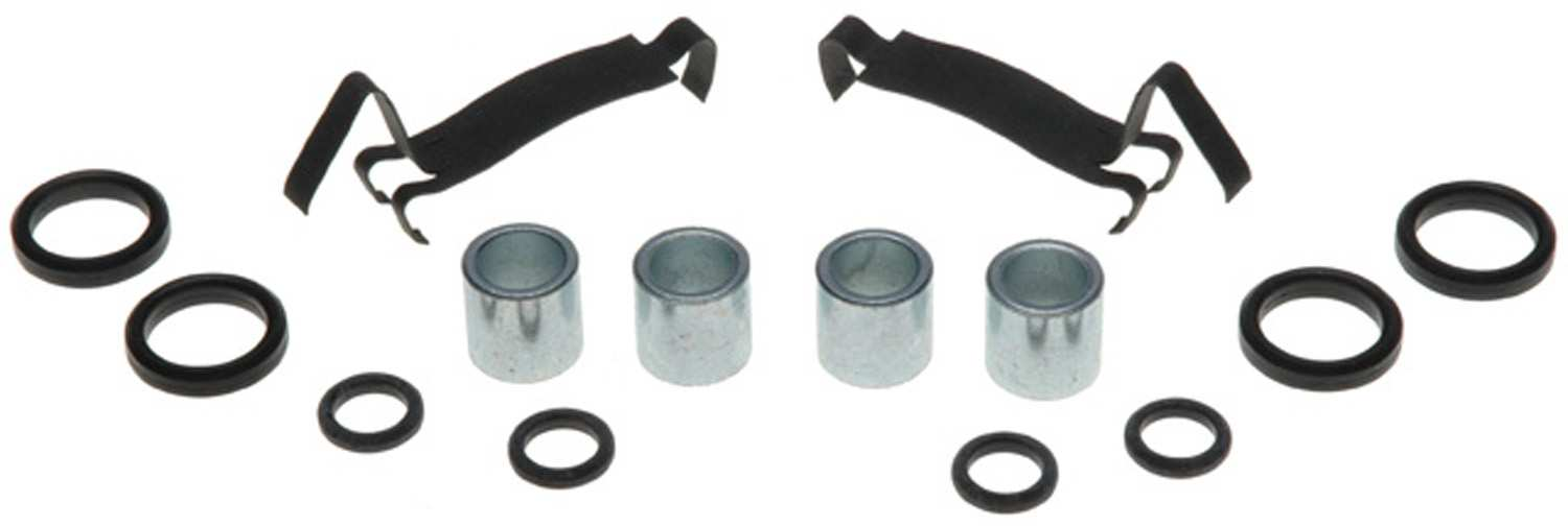 ACDELCO PROFESSIONAL BRAKES - Disc Brake Hardware Kit - ADU 18K265X