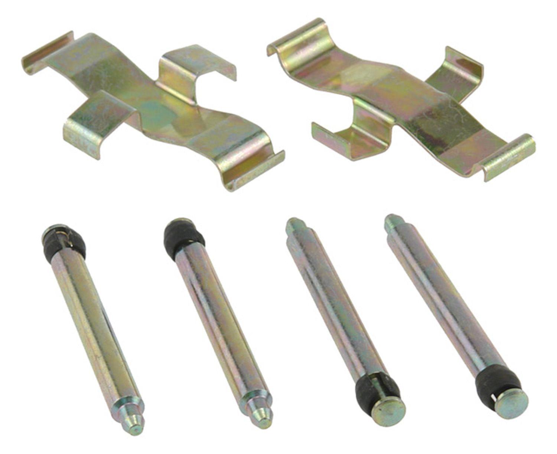 ACDELCO PROFESSIONAL BRAKES - Disc Brake Hardware Kit (Rear) - ADU 18K469X