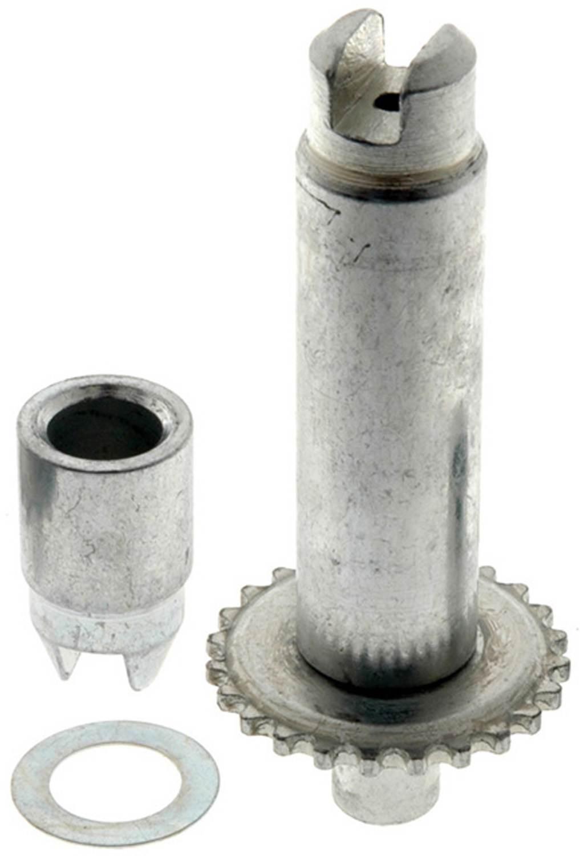 ACDELCO PROFESSIONAL  DURASTOP - Drum Brake Adjusting Screw Assembly - ADU 18K498