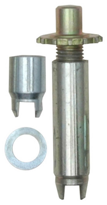 ACDELCO GOLD/PROFESSIONAL BRAKES - Drum Brake Adjusting Screw Assembly (Rear Left) - ADU 18K529