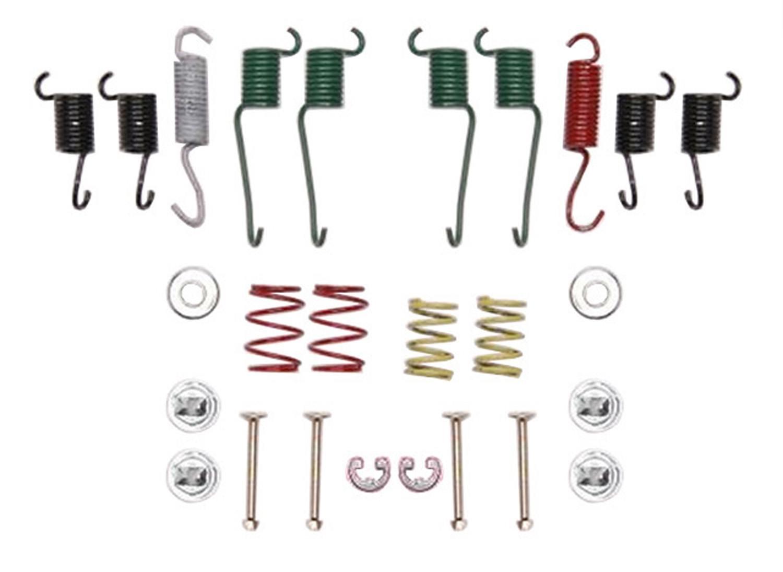 ACDELCO PROFESSIONAL BRAKES - Drum Brake Hardware Kit - ADU 18K594
