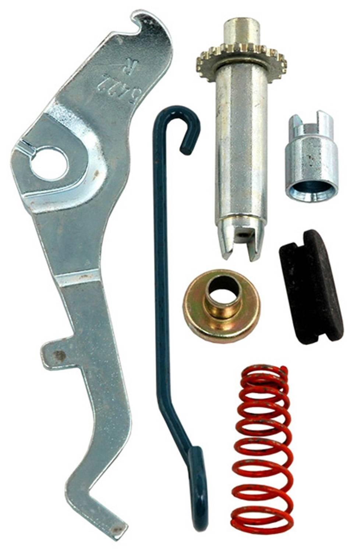 ACDELCO PROFESSIONAL  DURASTOP - Drum Brake Self Adjuster Repair Kit - ADU 18K63