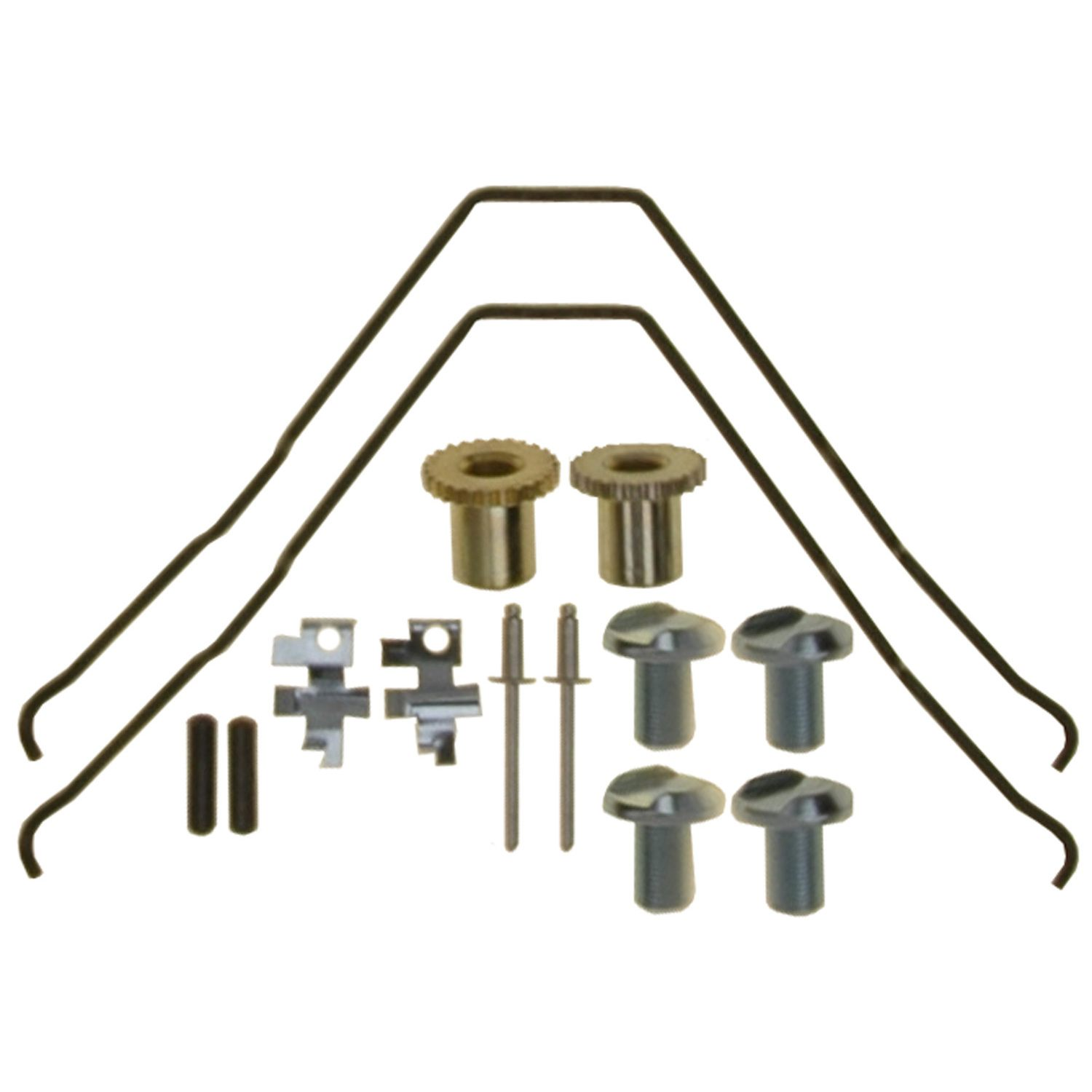 ACDELCO GOLD/PROFESSIONAL BRAKES - Parking Brake Hardware Kit - ADU 18K7375