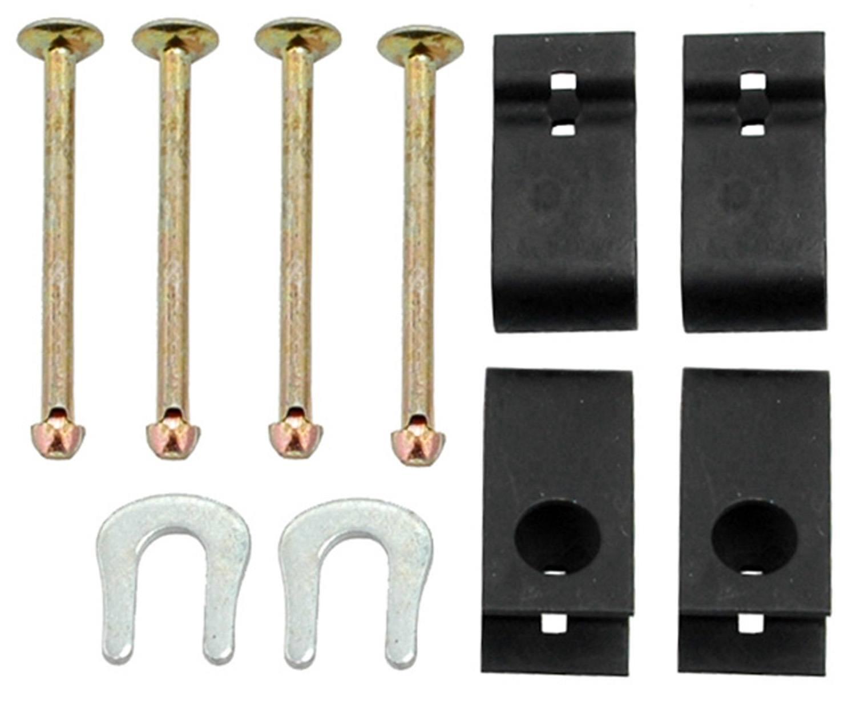 ACDELCO PROFESSIONAL BRAKES - Drum Brake Shoe Hold Down Pin - ADU 18K792