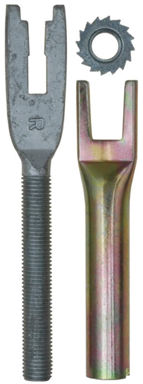 ACDELCO PROFESSIONAL BRAKES - Drum Brake Adjusting Screw Assembly (Rear Right) - ADU 18K816