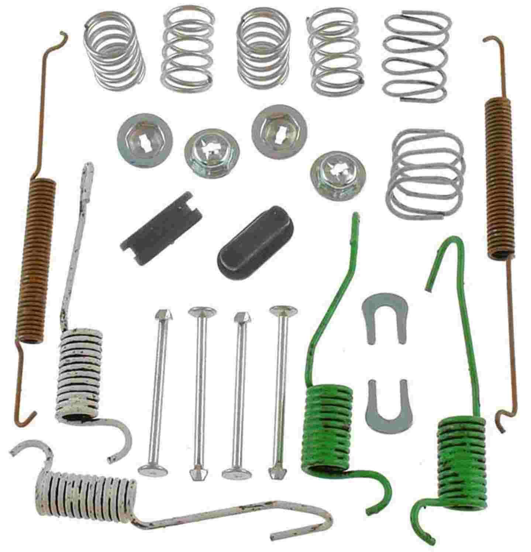 ACDELCO PROFESSIONAL BRAKES - Drum Brake Hardware Kit (Rear) - ADU 18K839