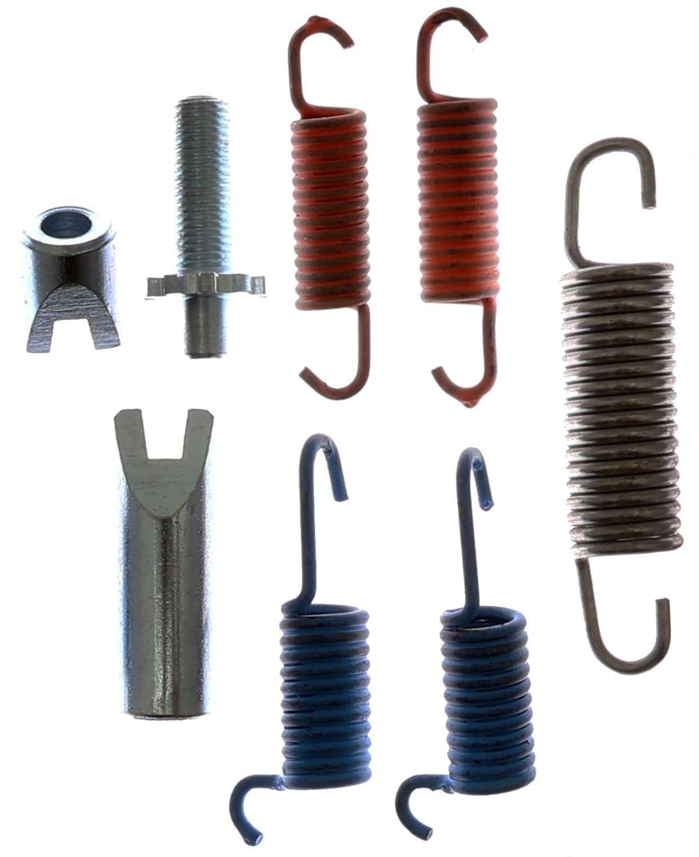 ACDELCO PROFESSIONAL BRAKES - Parking Brake Hardware Kit - ADU 18K9262