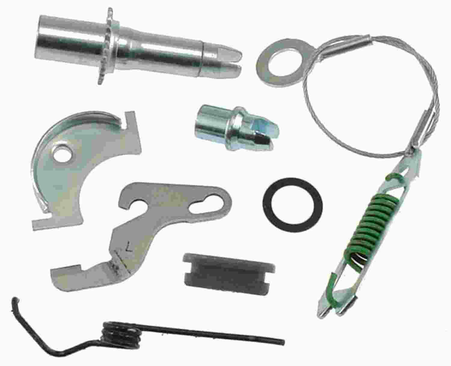 ACDELCO PROFESSIONAL BRAKES - Drum Brake Self-Adjuster Repair Kit (Rear Left) - ADU 18K941