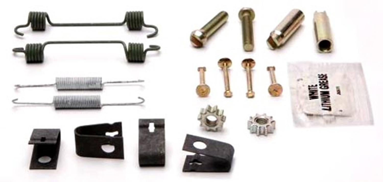 ACDELCO PROFESSIONAL BRAKES - Parking Brake Hardware Kit (Rear) - ADU 18K998