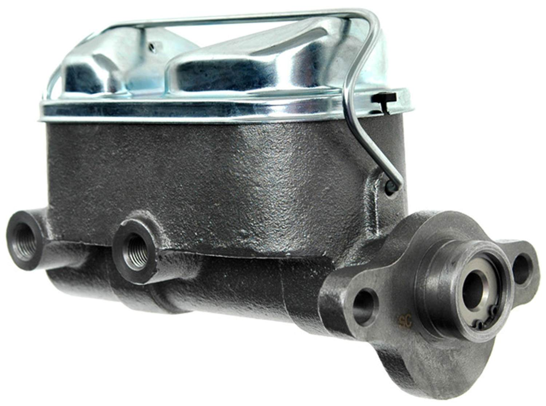 ACDELCO GOLD/PROFESSIONAL BRAKES - Brake Master Cylinder - ADU 18M117