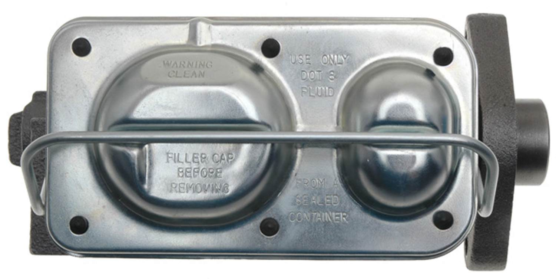 ACDELCO PROFESSIONAL BRAKES - Brake Master Cylinder - ADU 18M1878
