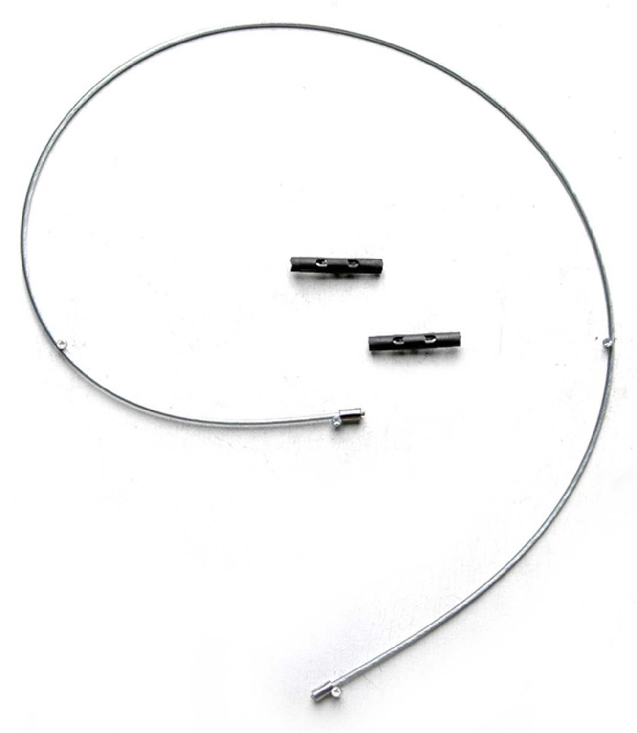 ACDELCO PROFESSIONAL BRAKES - Parking Brake Cable - ADU 18P2609