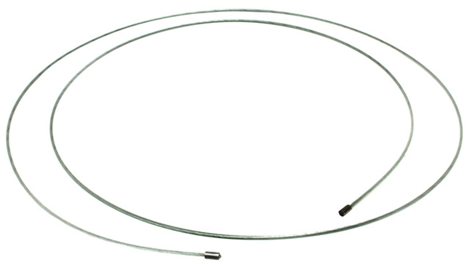ACDELCO PROFESSIONAL BRAKES - Parking Brake Cable - ADU 18P276