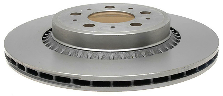 ACDELCO SILVER/ADVANTAGE - Coated Disc Brake Rotor (Rear) - DCD 18A1685AC