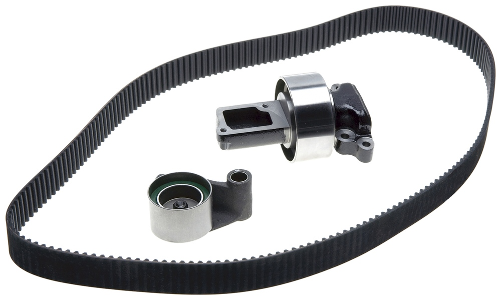ACDELCO GOLD/PROFESSIONAL - Engine Timing Belt Component Kit Excludes Water Pump - DCC TCK240A