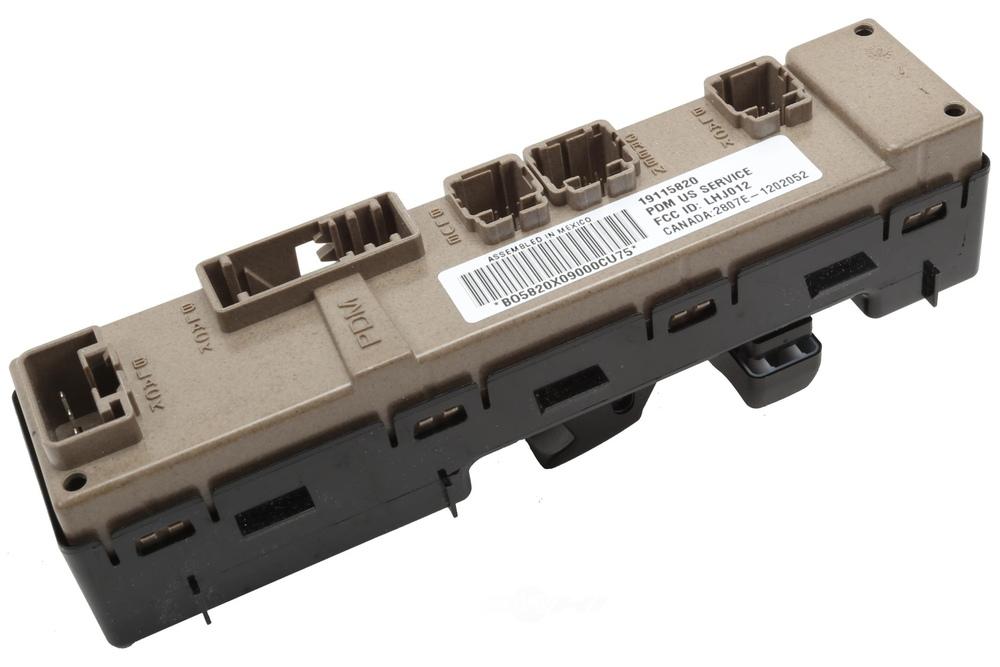 ACDELCO GM ORIGINAL EQUIPMENT - Door Lock and Window Switch - DCB 19115820