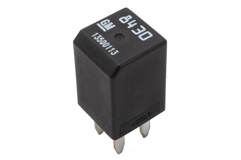 GM GENUINE PARTS - Glove Box Latch Actuator Relay - GMP D1777C