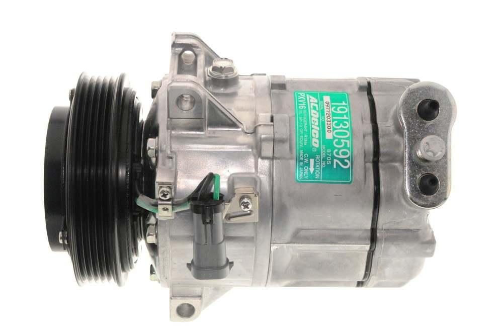 ACDELCO GM ORIGINAL EQUIPMENT - A/C Compressor and Clutch - DCB 19130592