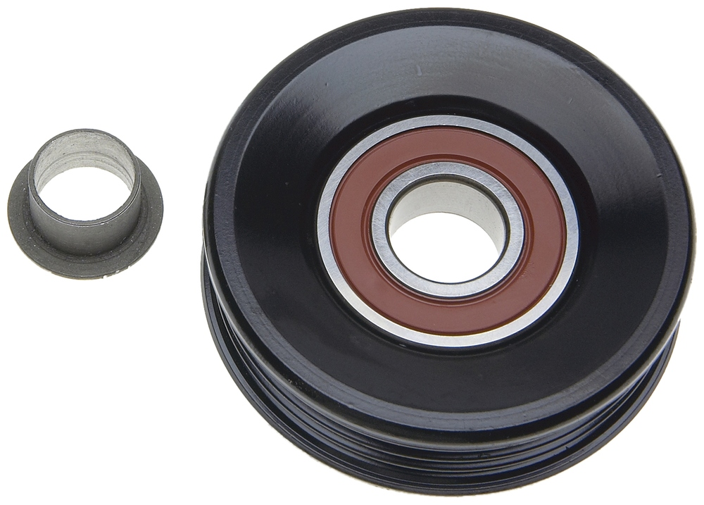 ACDELCO GOLD/PROFESSIONAL - Accessory Drive Belt Tensioner Pulley - DCC 36099