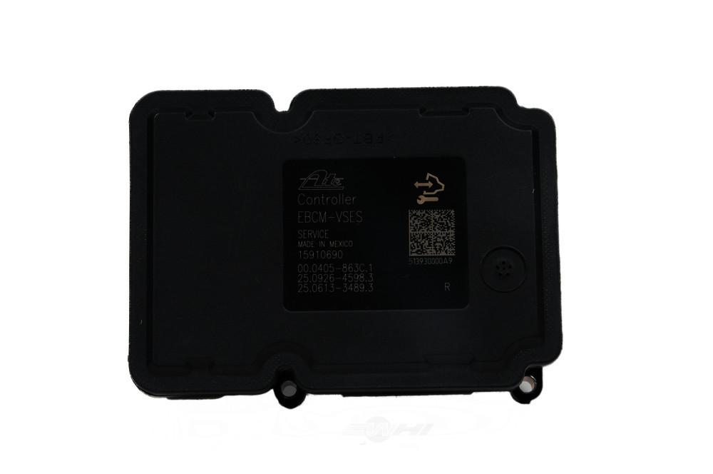 ACDELCO GM ORIGINAL EQUIPMENT - ABS Control Module - DCB 19153229