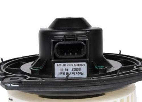 ACDELCO GM ORIGINAL EQUIPMENT - HVAC Blower Motor and Wheel - DCB 15-81094
