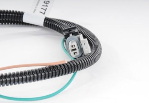 ACDELCO GM ORIGINAL EQUIPMENT - ABS Wheel Speed Sensor Connector - DCB 19177103