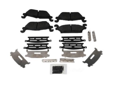ACDELCO GM ORIGINAL EQUIPMENT - Disc Brake Pad Set (Rear) - DCB 171-0976