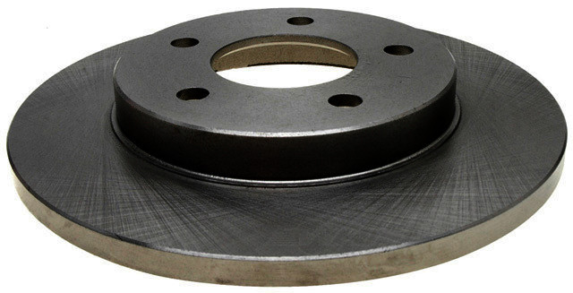 ACDELCO SILVER/ADVANTAGE - Disc Brake Rotor (Rear) - DCD 18A1478A