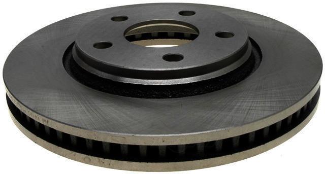 ACDELCO SILVER/ADVANTAGE - Disc Brake Rotor (Front) - DCD 18A1621A