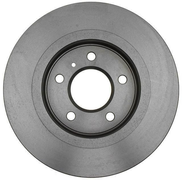 ACDELCO SILVER/ADVANTAGE - Disc Brake Rotor - DCD 18A2484A