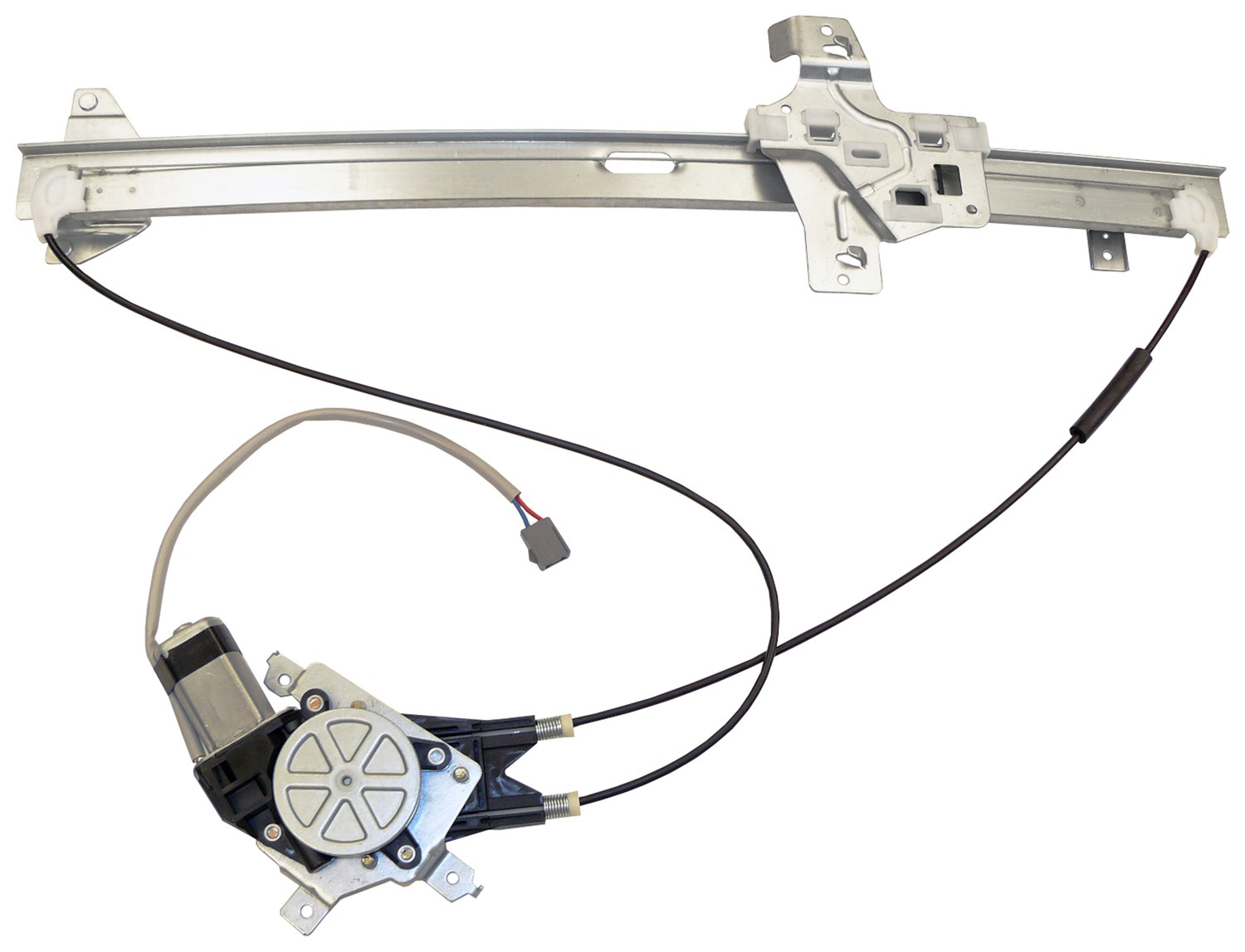 ACDELCO PROFESSIONAL - Power Window Motor And Regulator Assembly (Front Right) - DCC 11A64
