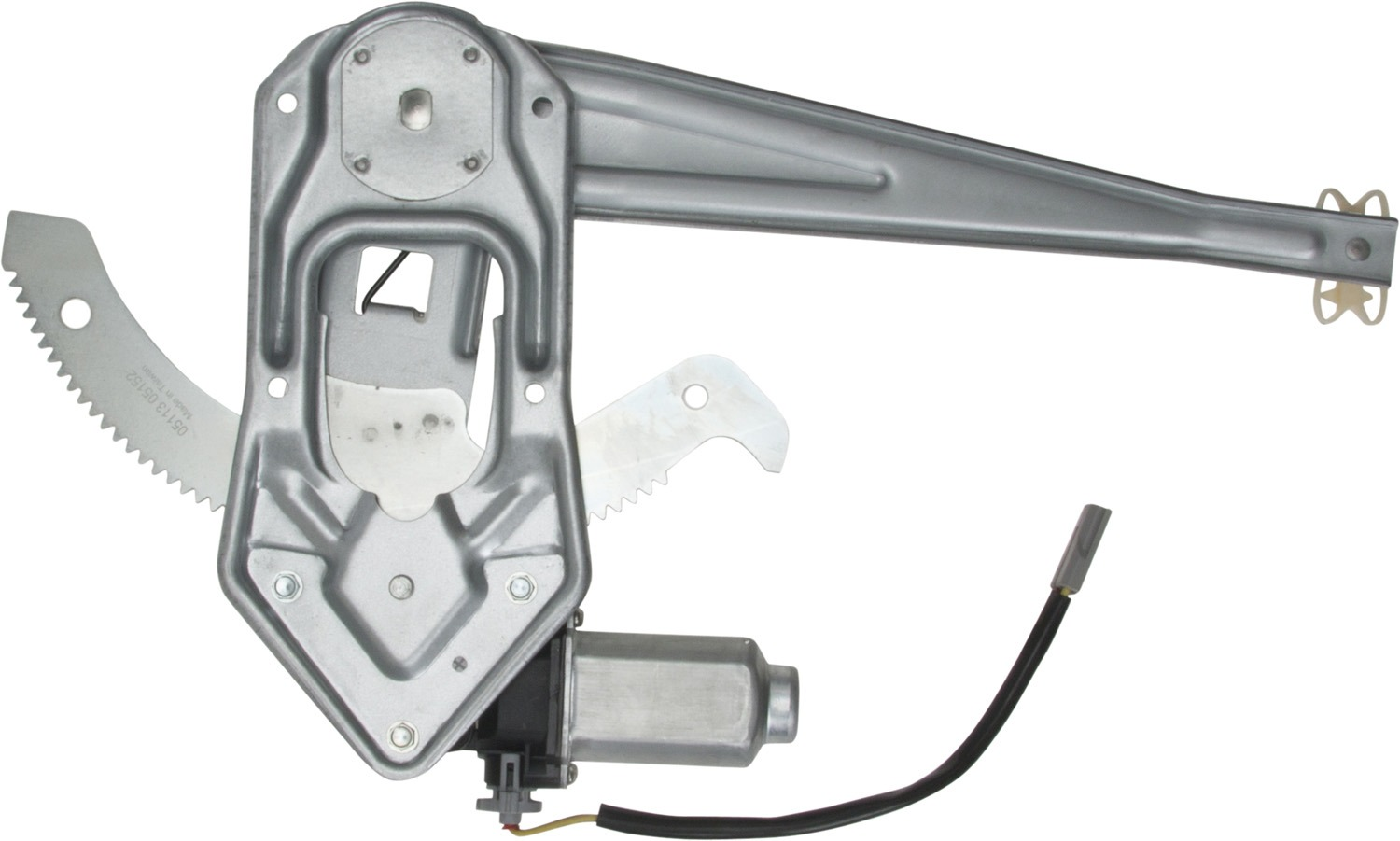 ACDELCO PROFESSIONAL - Power Window Motor And Regulator Assembly (Front Right) - DCC 11A92