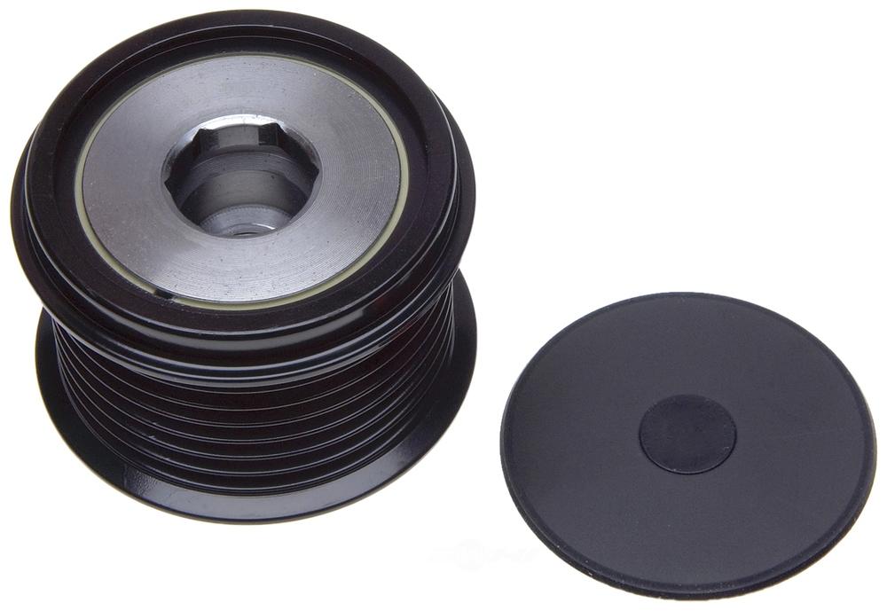 ACDELCO GOLD/PROFESSIONAL - Alternator Decoupler Pulley - DCC 37026P