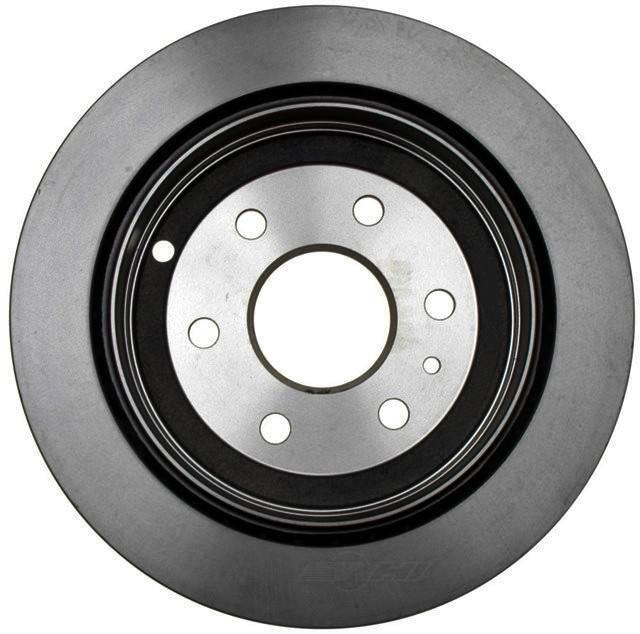 ACDELCO SILVER/ADVANTAGE - Disc Brake Rotor - DCD 18A2543A