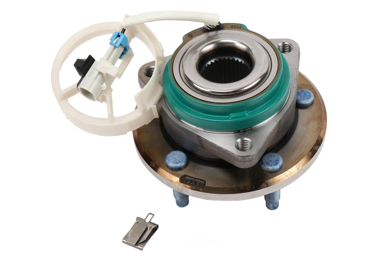 ACDELCO GM ORIGINAL EQUIPMENT - Wheel Bearing and Hub Assembly - DCB FW293