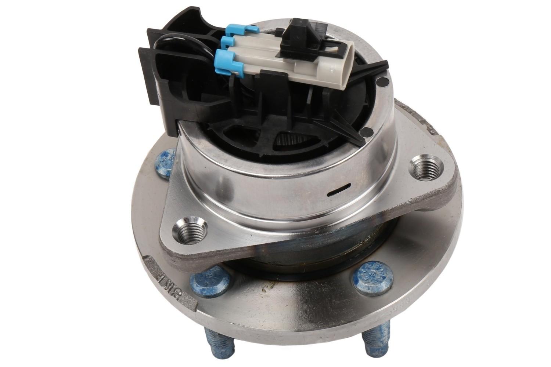 ACDELCO GM ORIGINAL EQUIPMENT - Wheel Bearing and Hub Assembly - DCB FW299